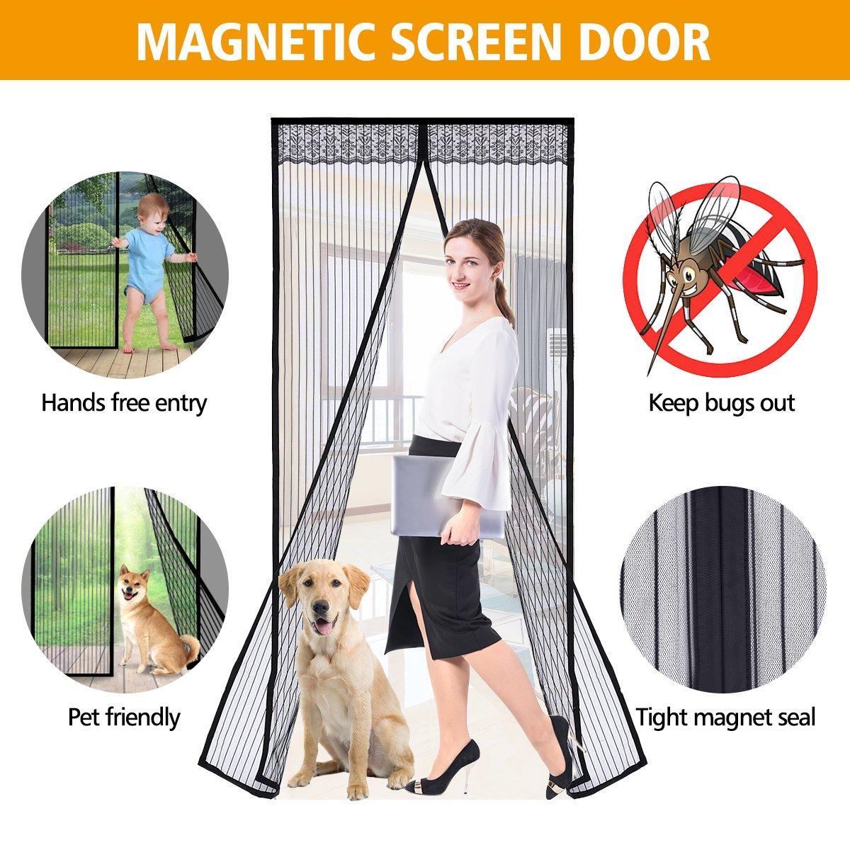 Cheap Magnetic Bug Screen Door Find Magnetic Bug Screen Door Deals