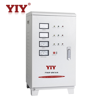 Voltage Stabilizer Circuit Diagram   40kva Tns Series Three Phase Variac Automatic Voltage Stabilizer