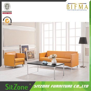 Pleasing S46 Modern Office Leather Sofa Factory Price Sale Office Sofa View Modern Sofa Sitzone Product Details From Foshan Sitzone Furniture Co Ltd On Creativecarmelina Interior Chair Design Creativecarmelinacom