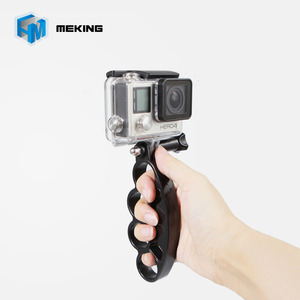 Meking New Products Knuckle Hand Finger Grip Mount Handle Houlder For Action Camera