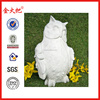 2015 new hot sell Wholesale Resin Owl Statue for Christmas