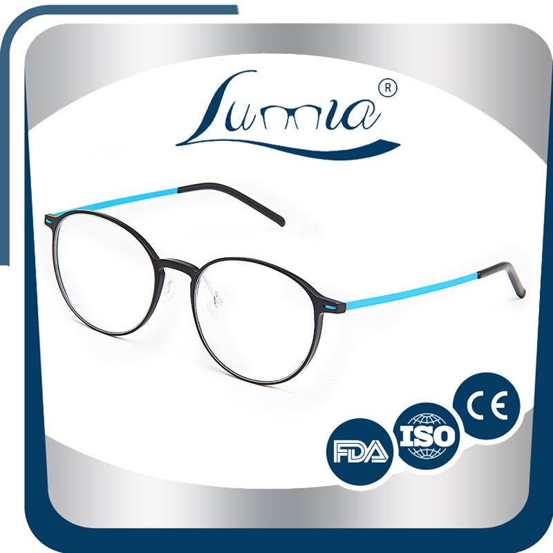 China de fábrica suministro stock gafas con marco de acetato ...