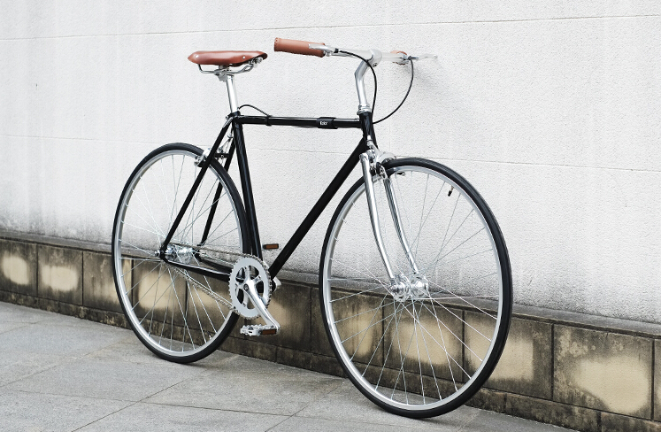 Vintage Style Bicycle Bike City Bike With Light Mens Model Bicycle