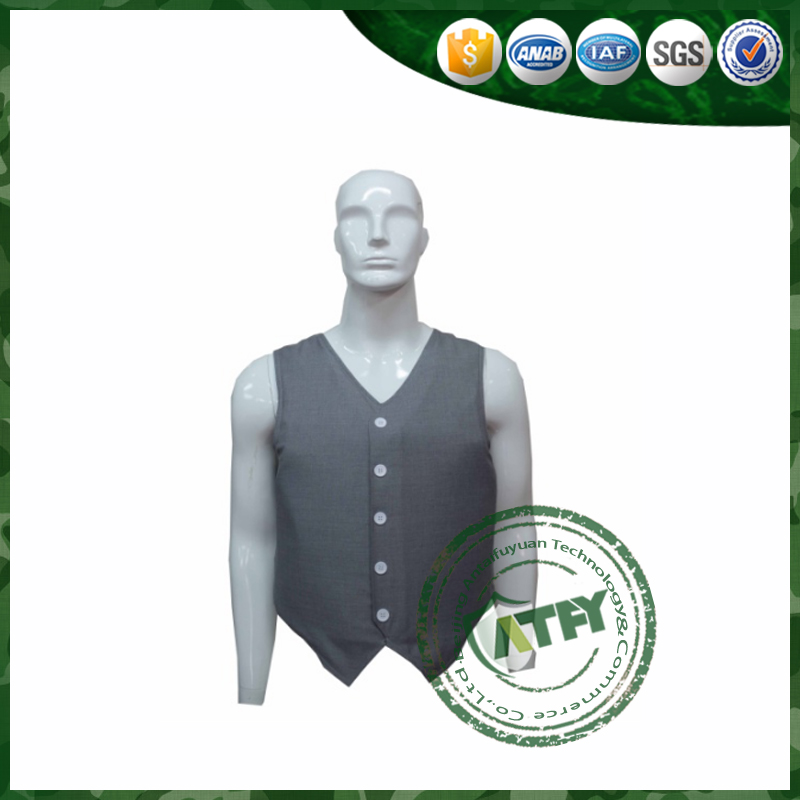 Concealment VIP bulletproof vest cover ballistic jacket under wear body armor NIJ level IIIA UHWMPE for male and femal model