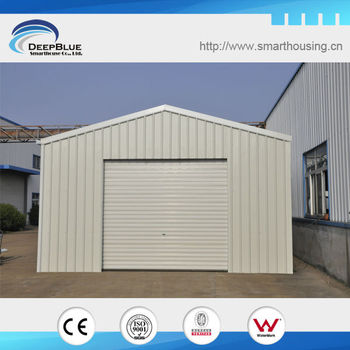 Steel Frame Portable Folding Garage - Buy Portable Folding Garage ...