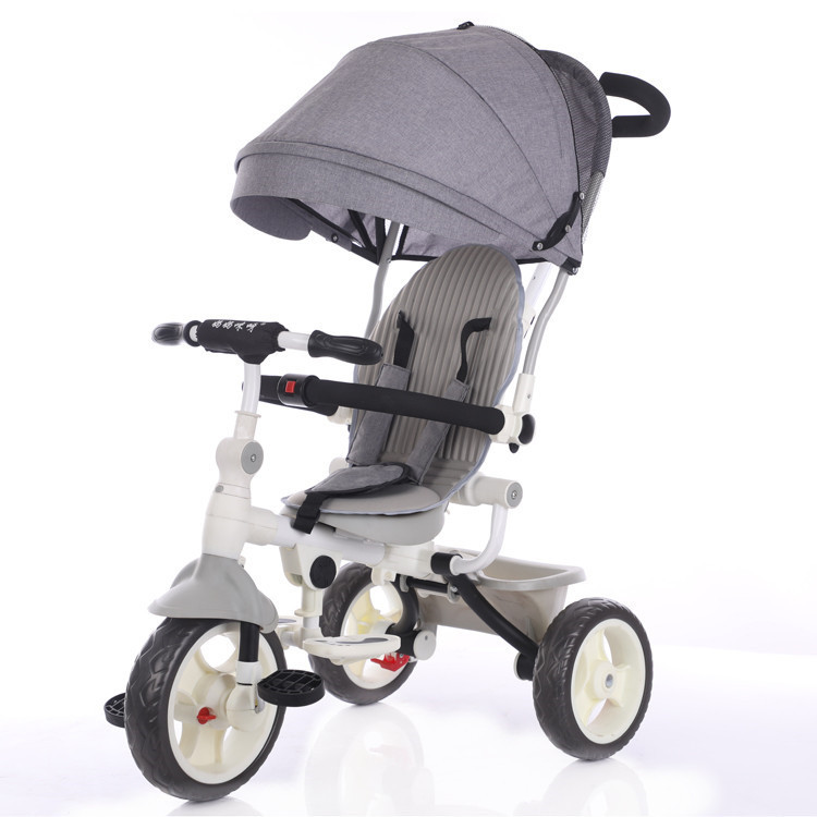 2019 high quality baby twins tricycle / trike bike for toddler / 3 years baby cycles