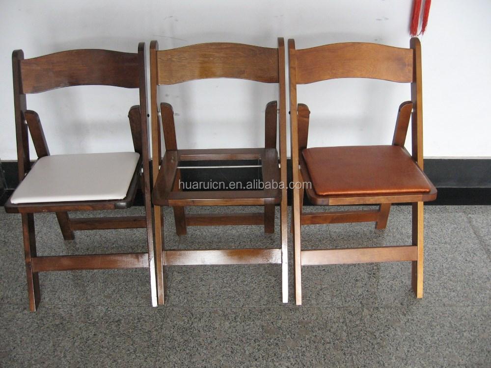 Acquistare all ingrosso di legno sedie pieghevoli economici