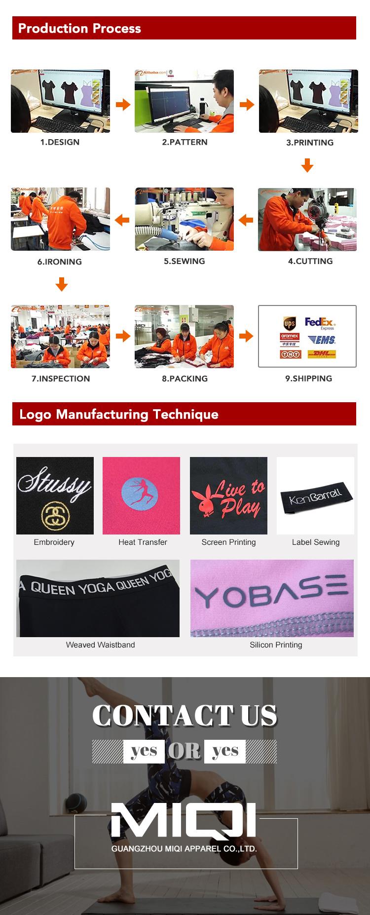 Sportswear Yoga Leggings Eigenmarke Sport Gym Wear Benutzerdefinierte Großhandel Frau Fitness Leggings