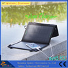 NEW 7W 6V Folding Solar Panel Charger USB Output Portable Solar Charger Power Bank for Mobile Laptop & All Other USB Devices