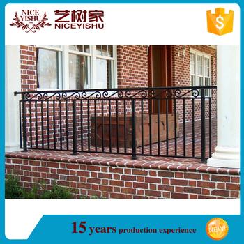 Bajo Precio India Antiguo Simple 2016 Nuevo Diseño Rústico Modelos Barandas Para Terraza De Aluminio Ornamental Balcón Barandilla Buy Modelos