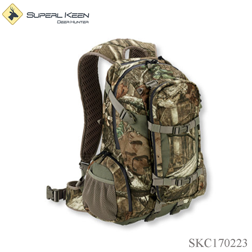 Best Quality Waterproof Mossy Horn Ultimate 2-in-1 Big Game Camo Hunting Pack Hunting Backpack