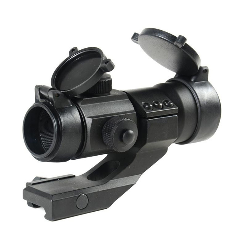 Tactical Optics Sight M3 Red Green Dot Scope, Black