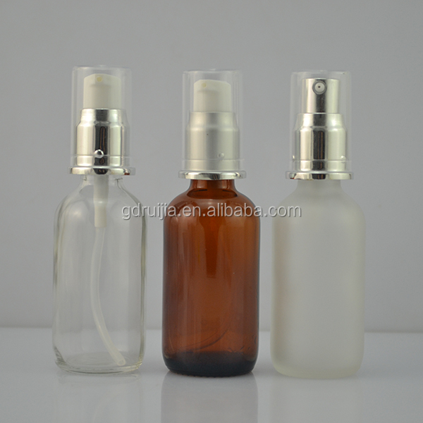 Free samples!!! 15ml 30ml 60ml 120ml amber glass spray bottle for cosmetic bottle on sales