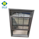 Double Glazed Vertical Sliding UPVC Double Hung Windows