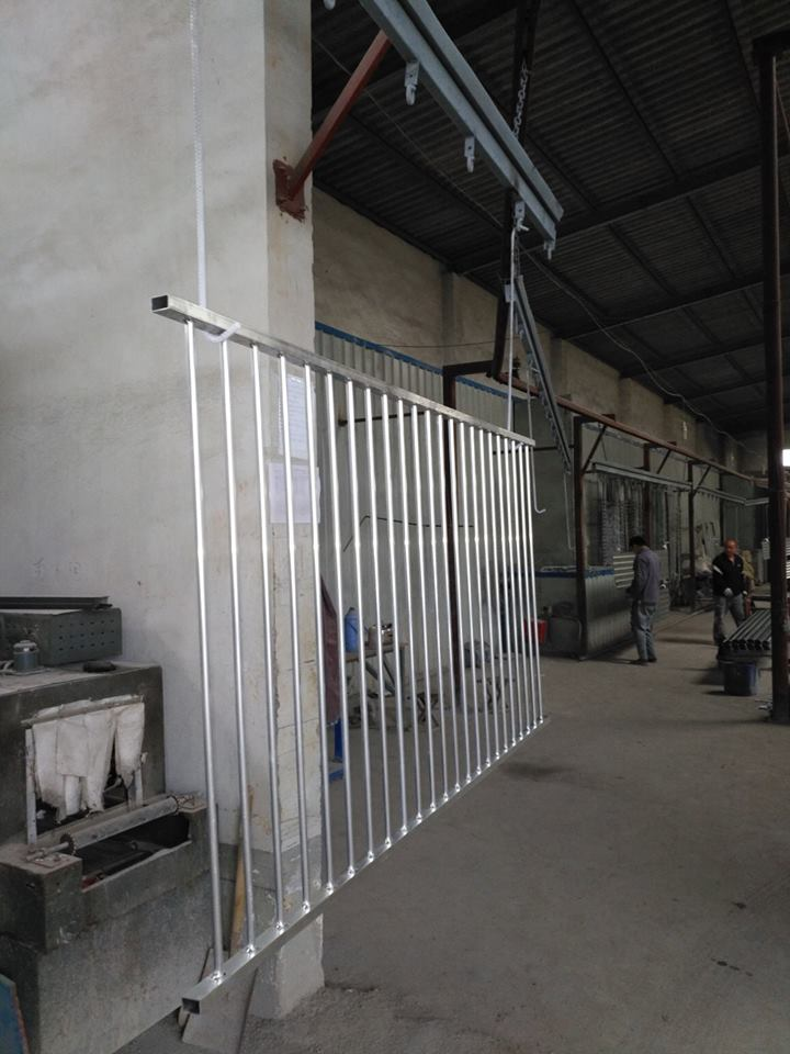 Decorative fence Panels Galvanized Metal Cedar Fence