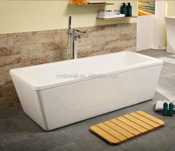 Small Square Bathtub For Dubai Acrylic Bathtub For Adult Egg Shaped Bathtub  In High Quality