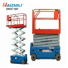 High quality electric lift mobile motorized lifting platform