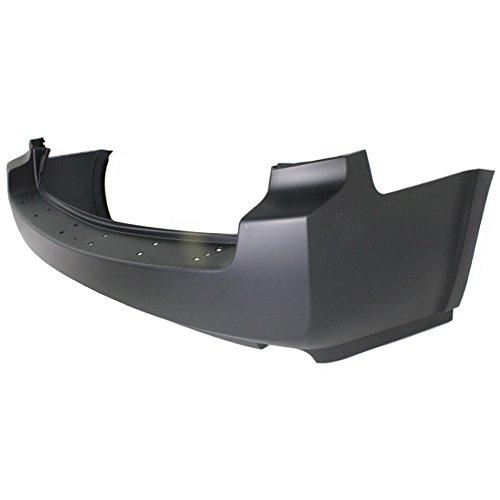 Diften 105-A7649-X01 - New Bumper Cover Facial Rear Primered for Nissan Quest NI1100237 850225Z000