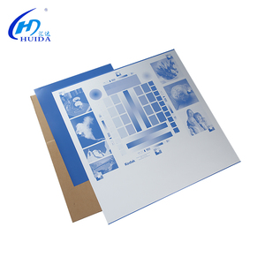 best price china computer to plate double coating anti uv ink thermal ctp plate