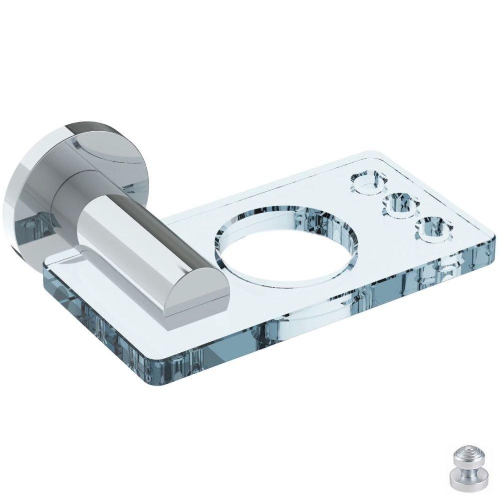 Buy Watermark 207-0.6-SC Satin Chrome Bath Accessories Tumbler H in ...