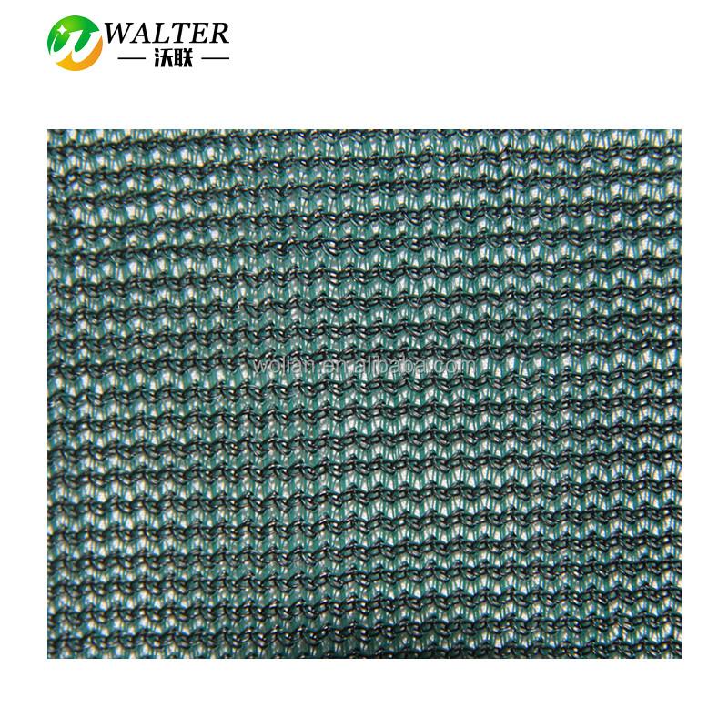 Manufacture Dark Green Shade Net Price Waterproof <strong>Sun</strong> Shade Plastic Net