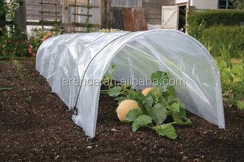 Garden Low Poly Tunnel Polythene Mini Vegetable