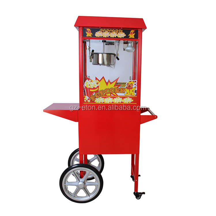 China supplier cheap wholesale electric automatic commercial popcorn machine