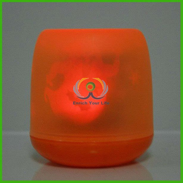 LED electronic Flameless Light Heart Projection Candle Red,All Saints' Day Allhallowmas present Long Life Energy Saving LED Lamp