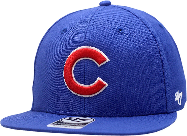 Get Quotations · Chicago Cubs Snapback Hat No Shot C Logo 13334 fc9cb7ff7eb