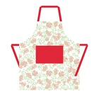 Custom Printed Cotton Cooking Apron