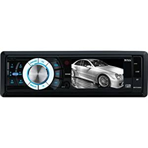 """Boss Audio Systems - Boss Bv7280 Car Flash Video Player - 3.2"""" Lcd - 320 W Rms - Single Din - Am, Fm - Secure Digital (Sd)960 X 240 - Ipod/Iphone Compatible - In-Dash """"Product Category: Automotive & Marine Audio/Video/Automotive & Marine Video Players/Recorders"""""""