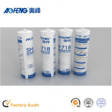 China Famous Brand All Seasons Weather Seal Silicone Contact Adhesive Glue