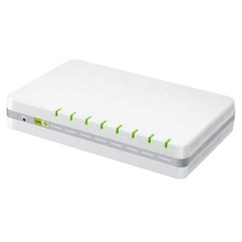 Flyingvoice 8 พอร์ต FXS 2 1000 เมตร ethernet wifi VoIP ATA vpn VoIP gateway - G508