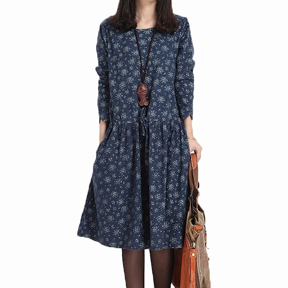0f4da0f9a158a Buy Elegant Maternity Dresses for Baby Showers Autumn and Winter ...