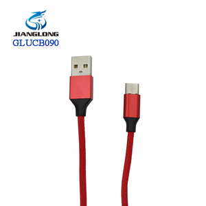 Best Price Portable Type-C Usb date Charging Cable Line Metal+braid 2.0A 25G