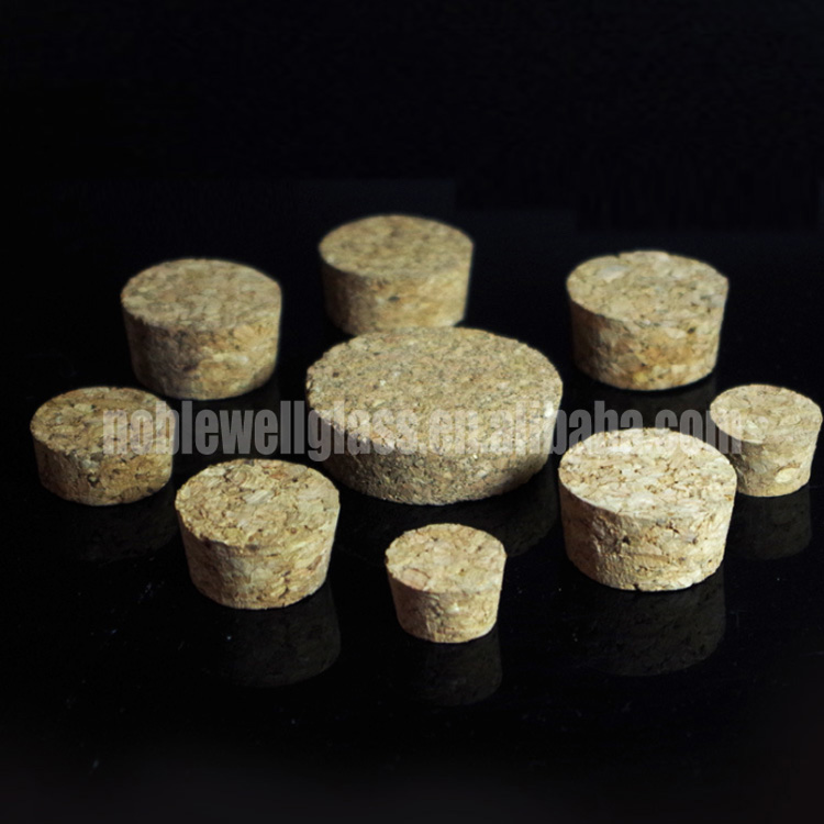 Wholesale all kinds of glass bottles cork cork caps of various sizes no slag
