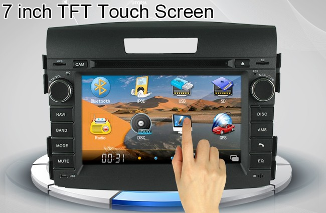 Fast delivery vision car dvd player with good price