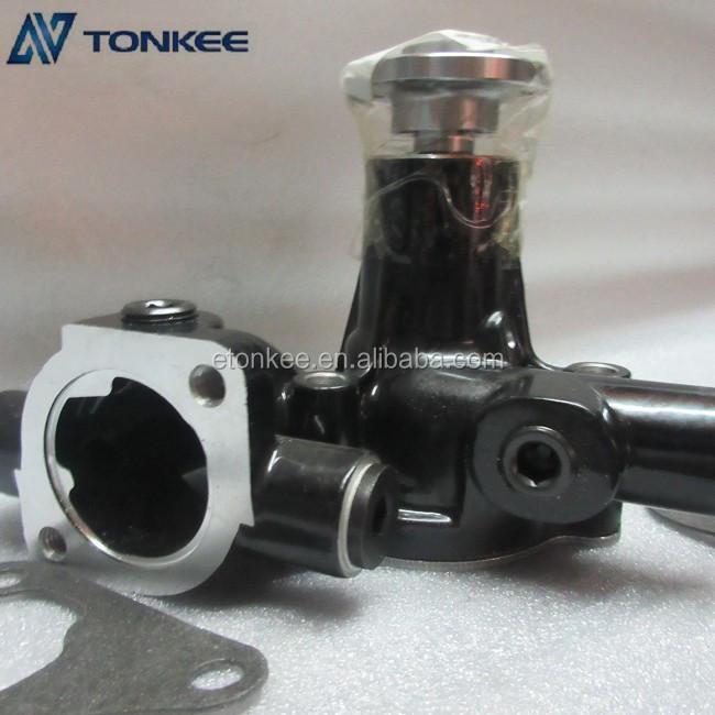 Engine parts YM119810-42002 119810-42001 cooling pump 3D82 3TNE82 4D82 4TNE82 water pump