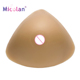 Triangle Silicone Breast Forms Pad for Crossdresser Breasts, Prosthesis Mastectomy