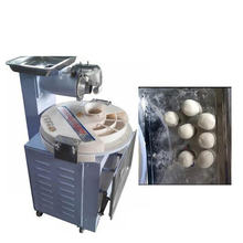 Bakery Equipment Dough Ball Forming Machine/Commercial Dough Ball Rolling Making Bread Dough Divider Rounder
