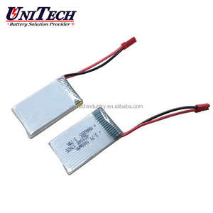 Small size RC lipo cell 1000mAh 3.7V 823048 Mini RC Helicopter Battery