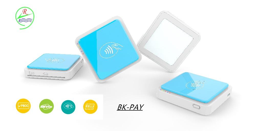 Mini 3 In 1 Nfc Bluetooth Reader Passed Emv L1/l2 Test - Buy Nfc Reader  Bluetooth,Bluetooth Credit Card Reader,Android Bluetooth Rfid Reader  Product