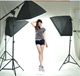 Photography Video Photo Studio Continous Portrait light Lighting kit