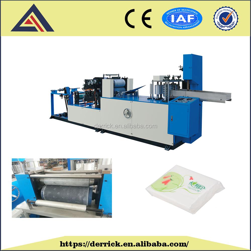2017 China Tissue Folded Napkin Paper Machine For Good Napkin - Buy China  Tissue Folded Napkin Paper Machine,China Tissue Folded Napkin Paper Machine, China ...