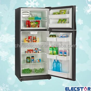 Doppeltür Ohne Frostkühlschrank, Unten Kein Frostkühlschrank, Frostfreier  Kühlschrank
