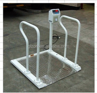 medical wheel chair scale Dialysis wheelchair scales