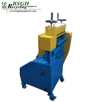 Bs-koc Electric Scrap Cable Wire Stripper Machine / Cable Stripping ...