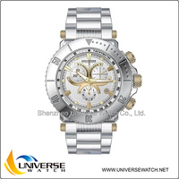 Vogue chronograph all stainless steel watch UN4061G for man