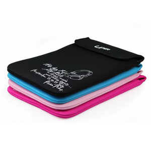 Sleeve Pu Pouch Colorful Neoprene 7 Inch Table Case Bag