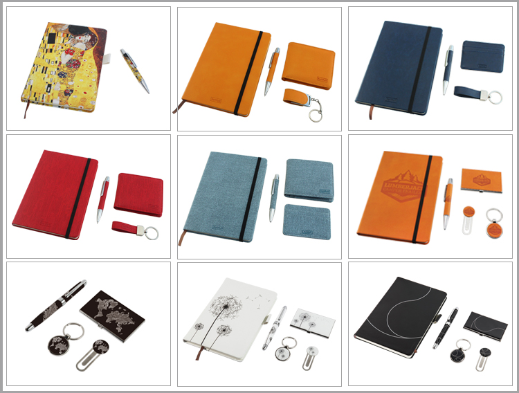 Quality PU Leather luxury Premium VIP business Gift